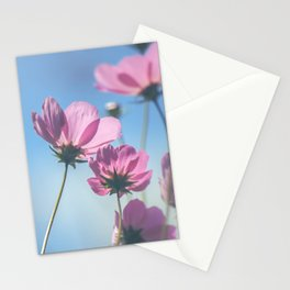 Staring at the sun Stationery Cards