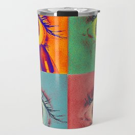 temporary blindness Travel Mug