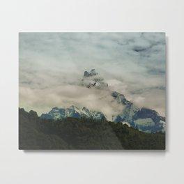 The Call of the Mountain 004 Metal Print