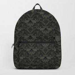 Stegosaurus Lace - Black / Grey - Backpack