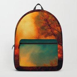 Violent Autumn #1 Backpack