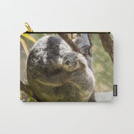 Mama and Baby Koala Bear Carry-All Pouch