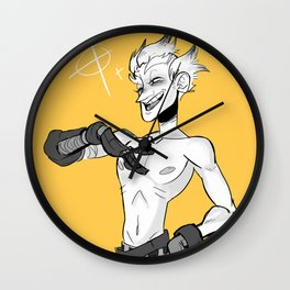 My Genius is finally recognized! Wall Clock