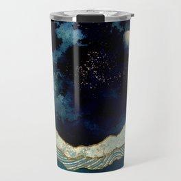Indigo Sky Travel Mug