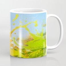 Splashing Sunflower Mug