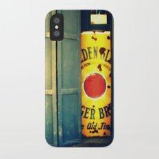 Volcano doors iPhone X Slim Case