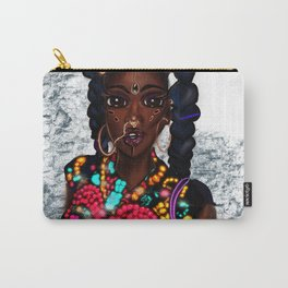 Ms. Melanin  Carry-All Pouch
