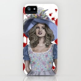 Insatiable iPhone Case