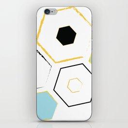 corner iPhone Skin
