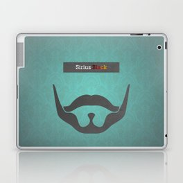 Sirius Black (Famous mustaches and beards) Laptop & iPad Skin
