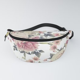 FLORAL PATTERN 5 Fanny Pack