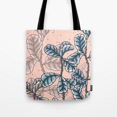 fiddle leaf fig Tote Bag