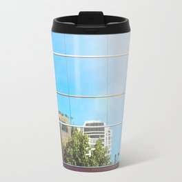 on reflection: bright. Travel Mug