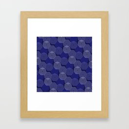 Op Art 117 Framed Art Print