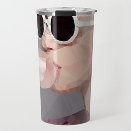 BUBBLE GUM Travel Mug
