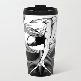The Ancient of Days Metal Travel Mug