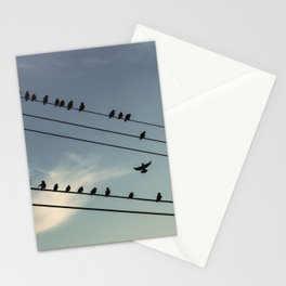 Change of Perch Stationery Cards