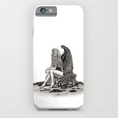 Angel , lost in thought iPhone 6s Slim Case