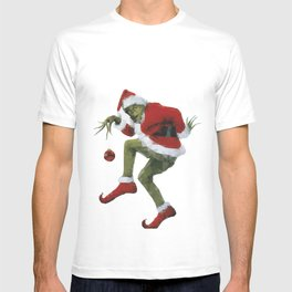 Christmas Grinch T-shirt