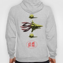 The Bioship Shinden Hoody