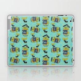 The Pickle Thief (Blue) Laptop & iPad Skin