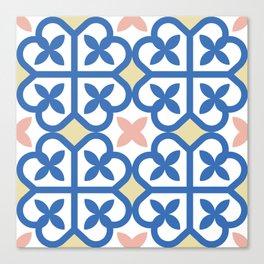 Floor Tile 3 Canvas Print