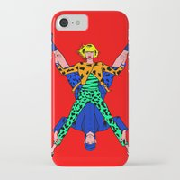 kenzo iPhone & iPod Cases featuring Kenzo Pop Art by Alli Vanes