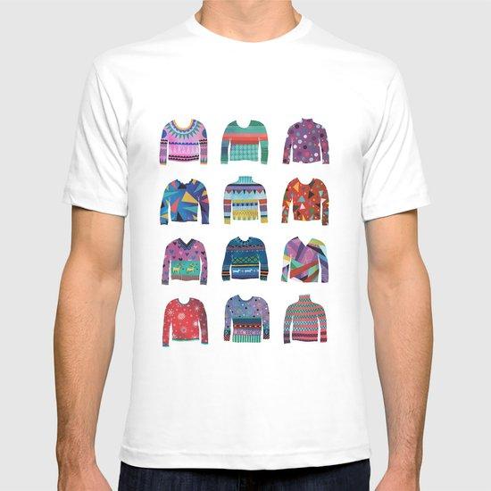 Sweater Poster T-shirt