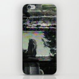 Cemetery iPhone Skin