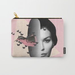 The caged bird sings    Carry-All Pouch