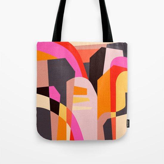 Fragments VI Tote Bag