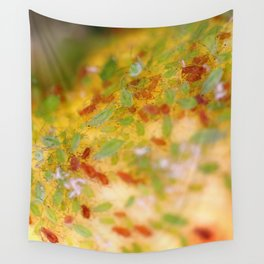 Aphids Wall Tapestry