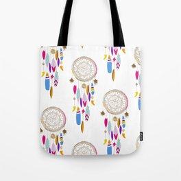 Catch a Dream Wave Tote Bag