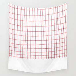 Maths Grid Wall Tapestry
