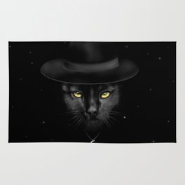 WITCHY CAT Rug