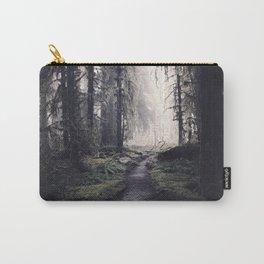 Magical Washington Rainforest Carry-All Pouch