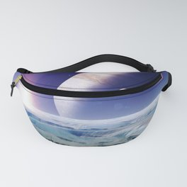 gAlaxY PLANET : Out of This World Fanny Pack
