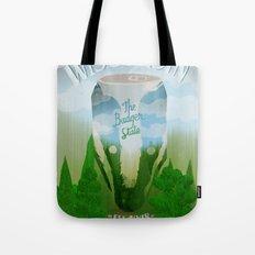 Wisconsin 2 Tote Bag