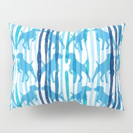 RAINING DOGS Pillow Sham