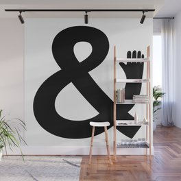 Ampers hand Wall Mural