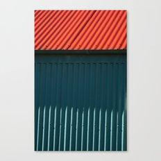 Hot Tin Roof Canvas Print