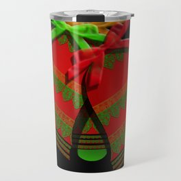 Christmas Bells Travel Mug