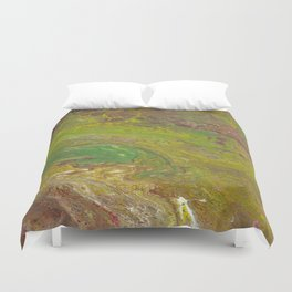 Sea of Galilee Duvet Cover