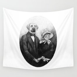 Couple Wall Tapestry