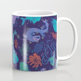Creatures Of the Deep Sea Coffee Mug
