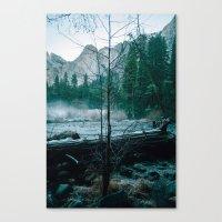 yosemite Canvas Prints featuring Yosemite by Ryan Tuttle