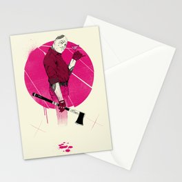 Mr Spiv Stationery Cards