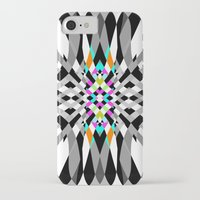 chic iPhone & iPod Cases featuring Chic by Ornaart