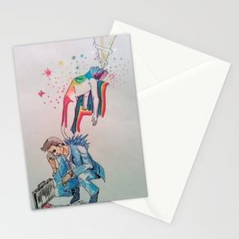 EMANCIPATION Stationery Cards