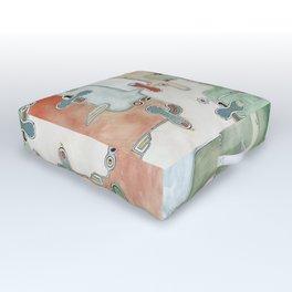 Takahia te Ara Outdoor Floor Cushion
